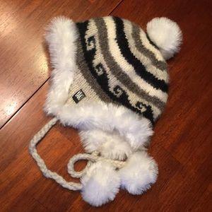 Adorable Adult YAK Winter Warm Wool Hat
